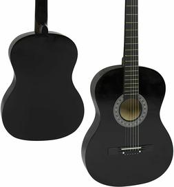 Best Choice Products 38in Beginner Acoustic Guitar Starter K