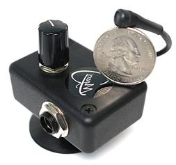 ACOUSTIC GUITAR PICKUP with FLEXIBLE MICRO-GOOSENECK by Myer