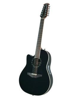 Ovation Standard Balladeer 2751 Ax 12-String Acoustic-Electr