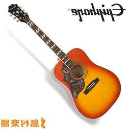 Epiphone Hummingbird Pro Faded Cherry Burst Acoustic Guitar