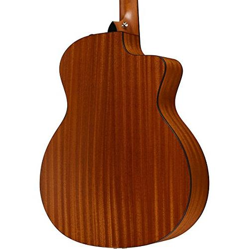 Taylor 114ce Grand Auditorium Acoustic-Electric Guitar Natural
