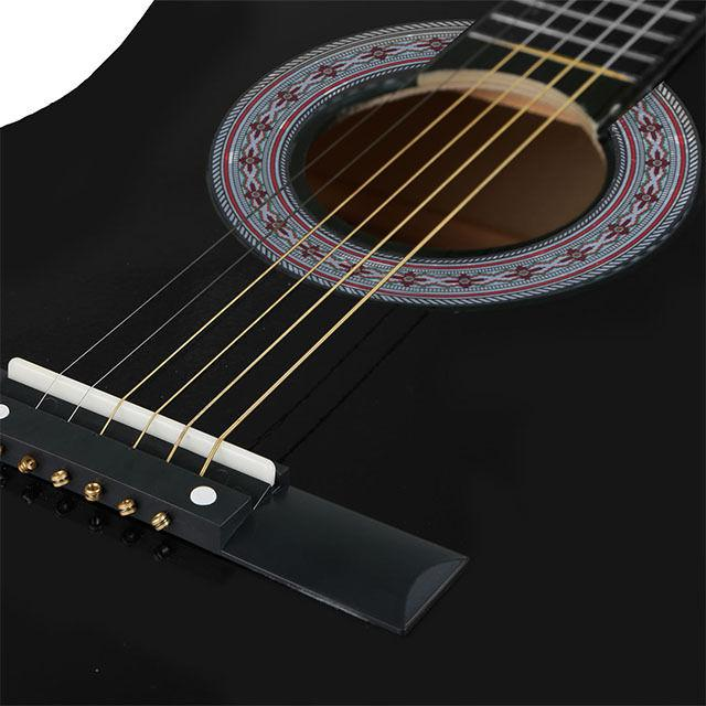with Guitar Case, Strap, Tuner&Pick