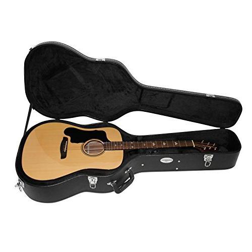 ChromaCast Dreadnought Hard-Shell Guitar Case Pick Sampler