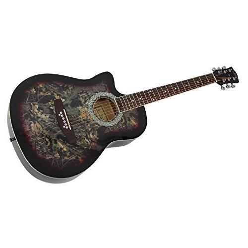 Bailando Acoustic Guitar Mahogany,