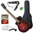 Yamaha APXT2 3/4 Acoustic-Electric Guitar - Red Burst GUITAR