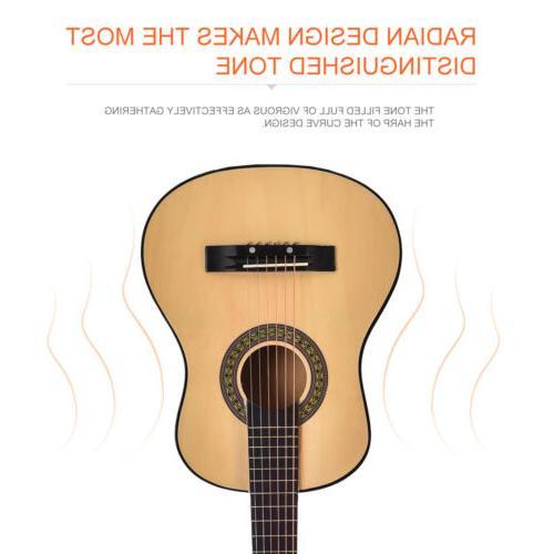 Beginners Guitar Pick String Natural