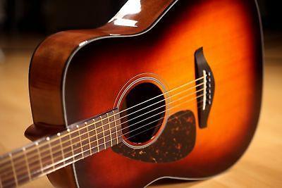 Yamaha FG800 Guitar - ESSENTIALS