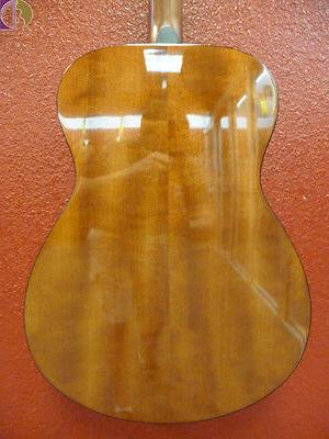 Yamaha FS800 Guitar - Natural Spruce