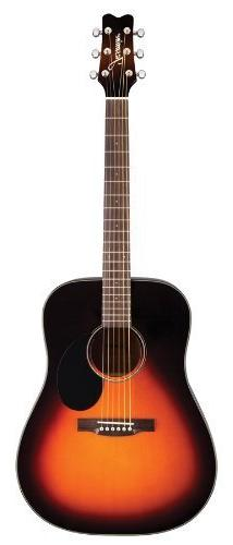 Jasmine JD39-SB J-Series Acoustic Guitar, Sunburst