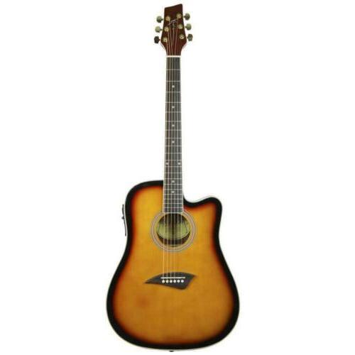 k2ltsb left handed acoustic electric