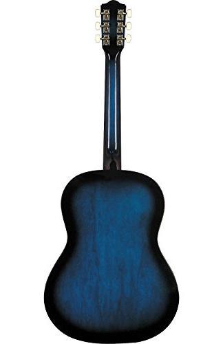 Rogue Guitar Blue Burst