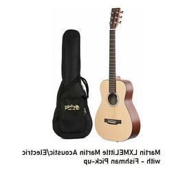 Little Martin Acoustic-Electric X Series LXME Guitar Regular