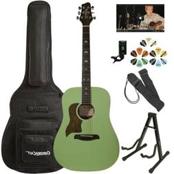Sawtooth Modern Vintage Series Acoustic Dreadnought Guitar K