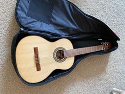 sky433 beginners acoustic guitar with guitar case