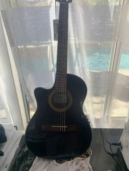 Rogue SO-069-RAG-R Starter Acoustic Guitar Red Burst