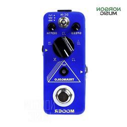 Mooer Triangolo Guitar Effects Pedal Tap Tempo Triangular Sq
